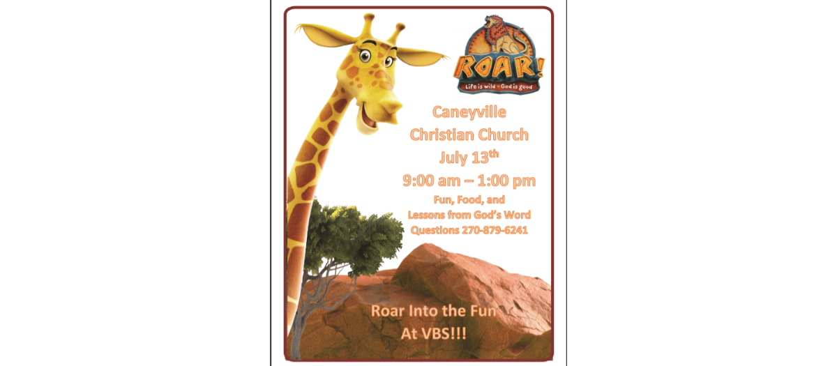 Join Us for VBS!
