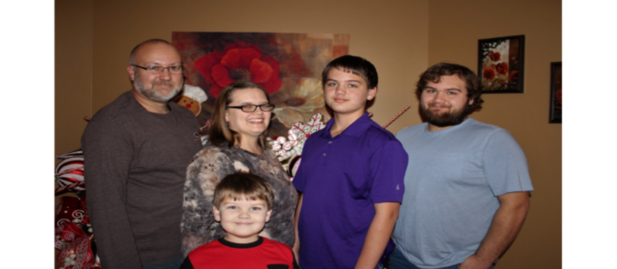 Welcome to Caneyville Christian Church the Scott Family